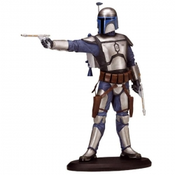 Figurine de Collection Star Wars: Jango Fett Attakus 1/10 - SW025 (2015)