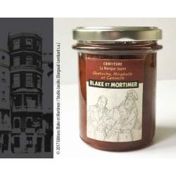 Confiture de Quetsche et Mirabelle Blake et Mortimer La Marque Jaune (BM200)