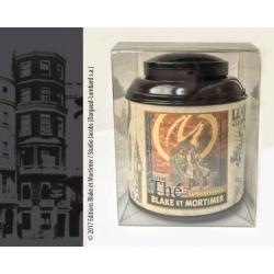 Tea Box Earl Grey Blake and Mortimer The Yellow M (BM198)