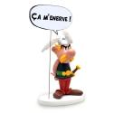 Figurine de collection Plastoy Astérix ça m'énerve ! 00125 (2017)