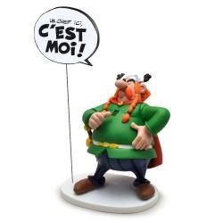 Figure Plastoy Astérix: Chief Vitalstatistix le chef ici, c'est moi ! 00127 (2017)