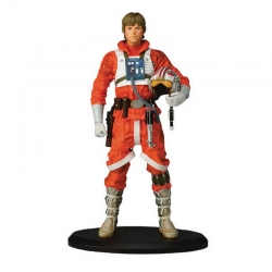 Estatua de colección Star Wars: Piloto Luke Skywalker Attakus 1/5 - C118 (2002)