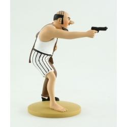 Collection figure Tintin Alonzo Perez 13cm Moulinsart Nº80 (2014)