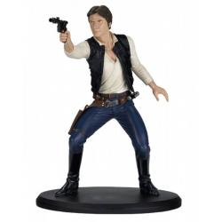 Estatua de colección Star Wars: Han Solo Classic Attakus 1/5 - C127 (2003)