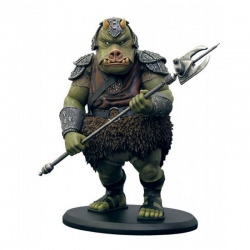Figurine de Collection Star Wars: Gamorrean Guard Attakus 1/5 - C140 (2001)