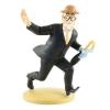 Figurine de collection Tintin Aristide Filoselle 13cm Moulinsart Nº81 (2014)