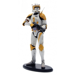 Figurine de Collection Star Wars: Cody Ready to Fight Attakus 1/5 - SW102 (2011)