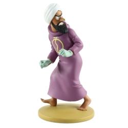 Figura de colección Tintín El Fakir 13cm Moulinsart Nº82 (2015)