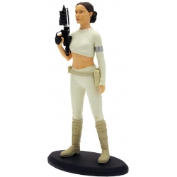 Figurine de Collection Star Wars: Padme Amidala Attakus 1/5 - C130 (2001)