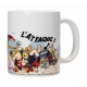 Porcelain mug SD Toys Astérix (The Attack)
