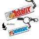Porte-clés en métal SD Toys double face Astérix et Obélix (2017)