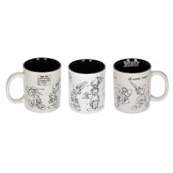 Porcelain mug SD Toys Astérix (Sketch)