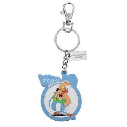 Porte-clés en gomme SD Toys double face Astérix: Obélix Paff ! (2017)