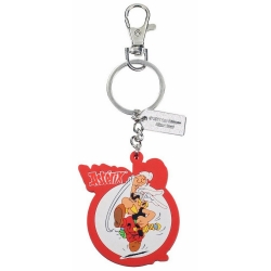 Rubber Keychain SD Toys double sided Astérix Paff ! (2017)