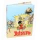 Bloc de notas libreta con luz SD Toys Astérix con la poción mágica (25x15x3cm)