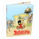 Notebook Astérix with light SD Toys Astérix with magic potion (25x15x3cm)