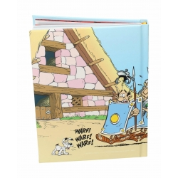 Notebook Astérix with light SD Toys Astérix with magic potion (25x15x3cm)