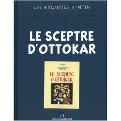 Los archivos Tintín Atlas: Le Sceptre d'Ottokar B/N, Moulinsart, Hergé FR (2014)