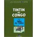 Les archives Tintin Atlas: Tintin au Congo Moulinsart, Hergé FR (2011)