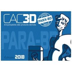 Catalogue cac3d cotes de figurines en résine Pixi / Fariboles / Leblon (2018)
