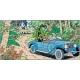 Coche de colección Tintín y Milú en el Lincoln Torpedo Nº5 29002 (2002)