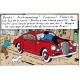 Voiture de collection Tintin: Haddock sur la Lancia Aurelia Nº26 29026 (2004)