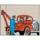 Coche de colección Tintín: La grúa de Simoun Nº59 29059 (2006)