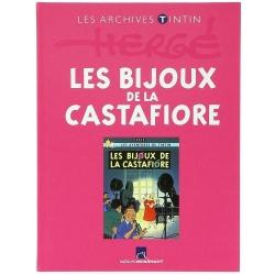 Les archives Tintin Atlas: Les bijoux de la Castafiore, Moulinsart, Hergé FR (2011)