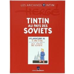 Les archives Tintin Atlas: Tintin au pays des Soviets, Moulinsart, Hergé (2012)