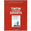 The archives Tintin Atlas: Tintin au pays des Soviets, Moulinsart, Hergé FR (2012)