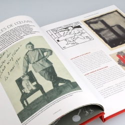 The archives Tintin Atlas: Tintin au pays des Soviets, Moulinsart, Hergé FR (2011)