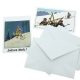Set of 10 Christmas and New Year Tintin Postcards 31306 (15x10cm)