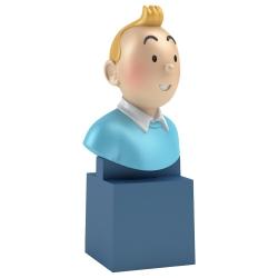 Bust Tintin Moulinsart PVC 7,5cm 42477 (2017)