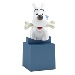 Bust Tintin: Snowy Moulinsart PVC 6cm 42491 (2017)