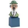 Bust Tintin: The Professor Calculus Moulinsart PVC 7,5cm 42495 (2017)