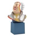 Bust Tintin: Bianca Castafiore Moulinsart PVC 7,5cm 42494 (2017)
