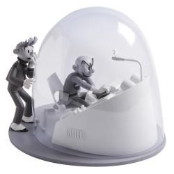 Escena Spirou y Fantasio Figures et Vous Z como Zorglub CAF03NB (2017)
