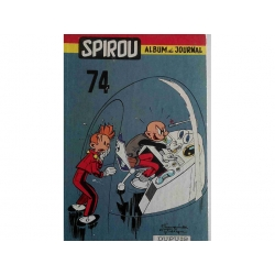 Scene Spirou and Fantasio Figures et Vous Z is for Zorglub CAF03NB (2017)