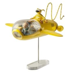 Submarino La guarida de la morena Spirou y Fantasio Figures et Vous GF13 (2017)
