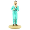 Collection figure Tintin Baxter 13cm Moulinsart Nº26 (2012)