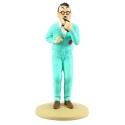 Figura de colección Tintín Baxter 13cm Moulinsart Nº26 (2012)