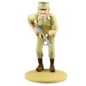 Collection figure Tintin Alcazar Picaros 13cm Moulinsart Nº56 (2014)
