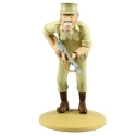 Figurine de collection Tintin Alcazar Picaros 13cm Moulinsart Nº56 (2014)