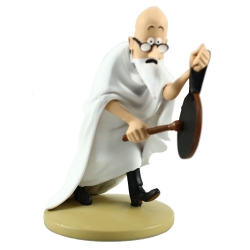 Figurine de collection Tintin Professeur Philippulus 13cm Moulinsart Nº46 (2013)