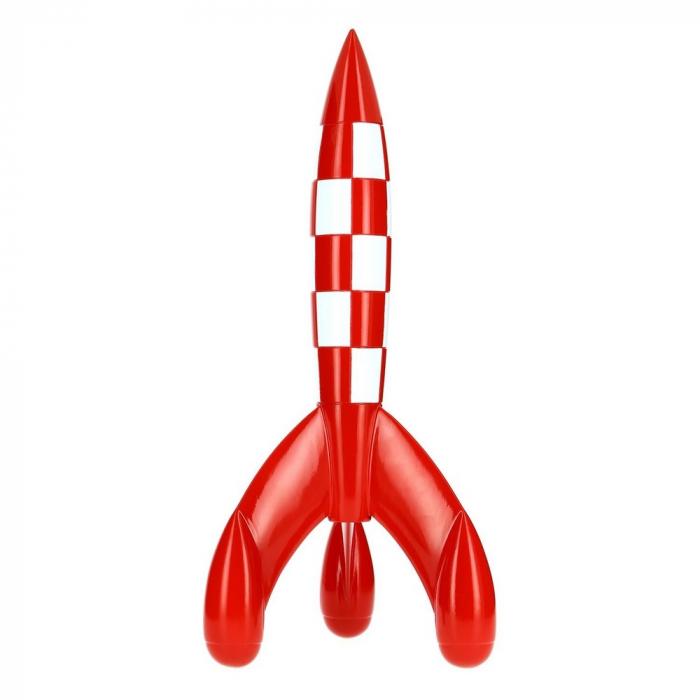 El Cohete Lunar de colección en resina Tintín Moulinsart 90cm 46993 (2017)