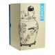 Figura de colección Moulinsart Tintín y Milú en el jarrón chino 46401 (2017)