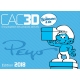 Collectible figure the Poet Smurf + CAC3D Special Smurfs (2018)