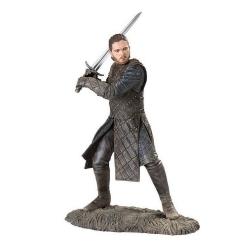 Figurine de collection Dark Horse Game of Thrones: Jon Snow Bataille des Bâtards
