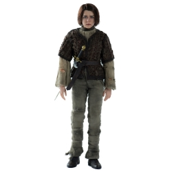 Figurine de collection Three Zero Game of Thrones: Arya Stark (1/6)