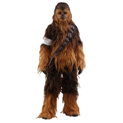 Figura de colección Hot Toys Star Wars Chewbacca Sixth Scale 1/6 (902759)